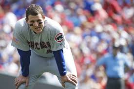 Jon Zimmerman Front Desk by Anthony Rizzo Will Be Content With Results Of All Star Voting