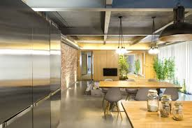 100 Loft Style Home Kitchen Dining Living Space In Terrassa Spain