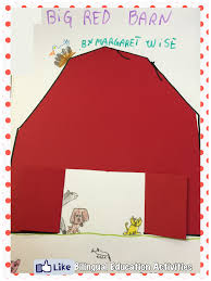 Big Red Barn By Margaret Wise Brown | Bilingual Education Activities Our Favorite Kids Books The Inspired Treehouse Stacy S Jsen Perfect Picture Book Big Red Barn Filebig 9 Illustrated Felicia Bond And Written By Hello Wonderful 100 Great For Begning Readers Popup Storybook Cake Cakecentralcom Sensory Small World Still Playing School Chalk Talk A Kindergarten Blog Day Night Pdf Youtube Coloring Sheet Creative Country Sayings Farm Mgaret Wise Brown Hardcover My Companion To Goodnight Moon Board Amazonca Clement
