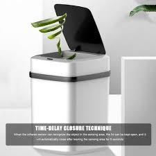 12l automatischer mülleimer smart sensor abfallbehälter für