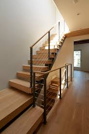 65 Best Stairways Images On Pinterest | Stairs, Staircase Ideas ... Stainless Steel Cable Railing Systems Types Stairs And Decks With Wire Cable Railings Railing Is A Deco Steel Guardrail Deck Settings And Stalling Post Fascia Mount Terminal For Balconies Decorations Diy Indoor In Mill Valley California Keuka Stair Ideas Best 25 Ideas On Pinterest Stair Alinum Direct Square Stainless Posts Handrail 65 Best Stairways Images Staircase