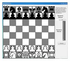 Standard Chess Board Layout