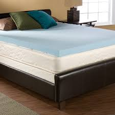 Bedroom Gel Mattress Topper With fort Gel 2 Inch Gel Memory