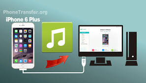 How to Transfer Music from iPhone 6 Plus to puter Backup