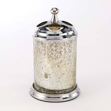 Mercury Glass Bathroom Accessories by Nickbarron Co 100 Silver Crackle Bathroom Accessories Images