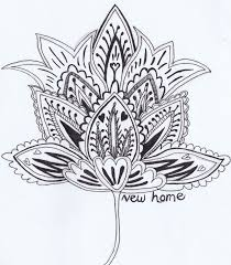 Beautiful Flower Sketches Rose Pictures Download Image Home Decorators Decorating Stores