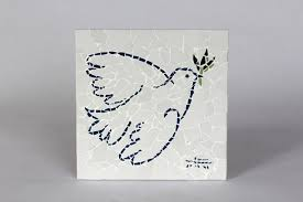 Picasso Magnetic Tiles Uk by Mosaic Beginners Tracey Cartledge Artist