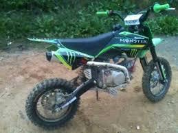 Ma Dirt Bike 125cc