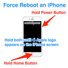 How to Force Reboot an iPhone & iPad