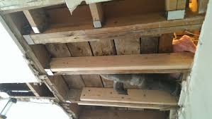 Installing Ceiling Joist Hangers by Mullens Home Ode To The Joist Hanger