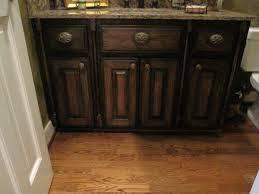 Pickled Oak Cabinets Glazed by Glazing Oak Cabinets Nrtradiant Com