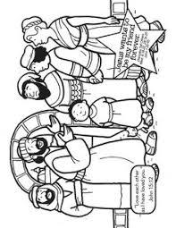 The Disciples Tell Others Matthew John