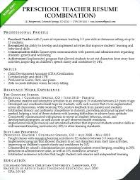 Teacher Assistant Resume Sample From Teaching Objective