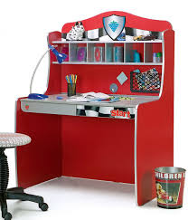 Toddler Art Desk And Chair by Kidkraft Study Desk With Side Drawers White 26704 For The Race Car