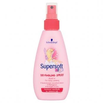 Supersoft Kids Detangling Spray Girls 150ml