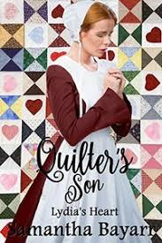 Amish Romance The Quilters Son Lydias Heart