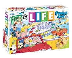 Amazon Life Family Guy Toys Games