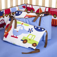 Bacati Crib Bedding by Transportation Crib Bedding Transportation Baby Bedding Bacati