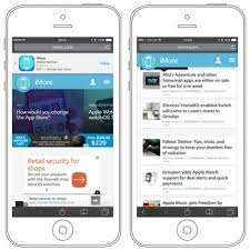 iPhone App Developers Prepare to fer You a Web without Ads MIT