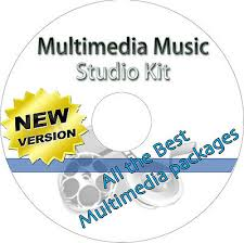 Multimedia Studio Kit Software