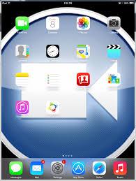 Screen IPhone IPad Apps – Foneo Help Center