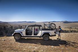 100 Jeep Truck 2020 Gladiator The SolidAxle OpenAir Of Your Dreams