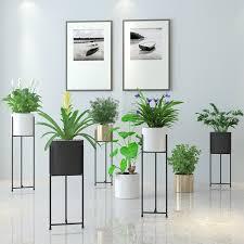 70cm hoch stehend regal für blumentopf mit blumentopf wohnzimmer große vase