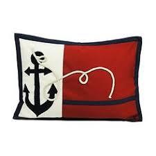Newport Lifesaver Throw Pillow