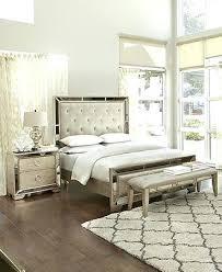 Mirror Bedroom Set Furniture Morn Bedroom Set Nightstand Luxury