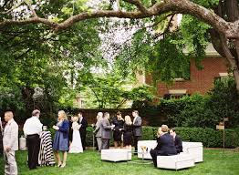 Charming Small Backyard Wedding Ceremony Ideas Photo Decoration