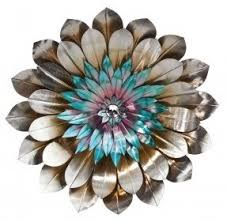 Metal Flower Wall Decor 8 I Want To Use This Design For My String Art