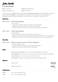100 Free Professional Resume Templates 20 Download Create Your In 5 Minutes