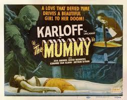 Vintage Ad Archive Halloween Hysteria by Boris Karloff Anti Film