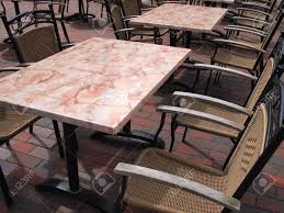 Classic Style European Street Outdoors Cafe Restaurant With Tables ... Korean Style Ding Table Wood Restaurant Tables And Chairs Buy Small Definition Big Lots Ashley Yelp Sets Glamorous Chef 30rd Aged Black Metal Set Ch51090th418cafebqgg 61 Tolix Rectangular Onyx Matt Chair Fniture Side View Stock Vector The Warner Bar In 2019 Fniture Interior Indoors In Vintage Editorial Photography Image Town Quick Restaurant Table Chairs Bar Cafe Snack Window Blurred Bokeh Photo Edit Now