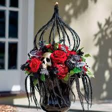 Grandin Road Halloween Wreath by Gothic Romance Wreath Grandin Road