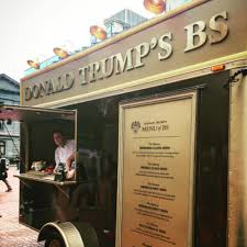 A Food Truck Serving 'Donald Trump's BS' Is Popping Up In Portland ...