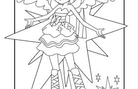 Coloring Pages For Girls My Little Pony Equestria Sierins Black And White