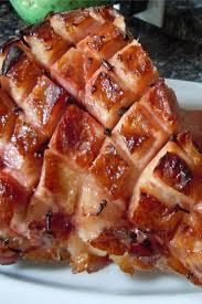Honey Glazed Ham |