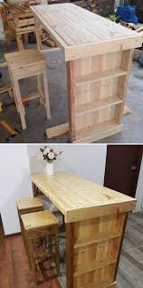 35+ Wonderful Wood Pallet Shelves Ideas For Home -Pallets Idea Fniture Bedrooms Family Rooms Spaces Small Corner Home Kitchen Diy Easy And Unique Diy Pallet Ideas And Projects Wood Creations Patio Trellischicago With The Most Amazing Ding Wonderful Antique Room Styles Pretty 43 Pallets Design That You Can Try In Your Nightstand With Drawers Fantastic Free Rustic End 21 Ways Of Turning Into Pieces 32 Stylish To Impress Your Dinner Guests Luxpad Stunning Making A Table Ipirations Including Chairs Resin 22 Houses Boat How Make 50 Tutorials