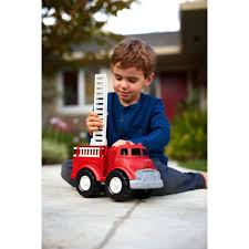 Green Toys Fire Truck | Toy | At Mighty Ape NZ Learn Colors For Children With Green Toys Fire Station Paw Patrol Truck Lil Tulips Floor Rug Gallery Images Of Ebeanstalk Child Development Video Youtube Toy Walmart Canada Trucks Teamsterz Sound Light Engine Tow Garbage Helicopter Kids Serve Pd Buy Maven Gifts With School Bus Play Set Little Earth Nest