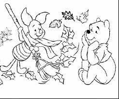 Stunning Printable Fall Coloring Pages With Color And For Adults