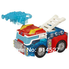 Original Playskool Heroes Rescue Bots Energize Heatwave The Fire Bot ...