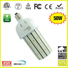 3 years warranty corn light 50 watt led bulb light high lumen e27