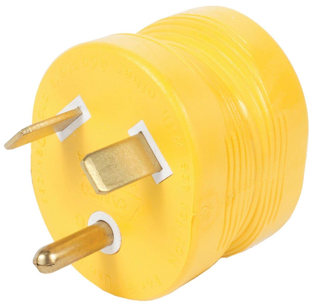 Camco Power Grip Electrical Adapter