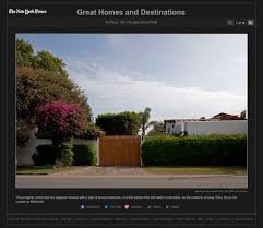 100 Houses For Sale In Lima Peru Two And A Pool Slide Show NYTimescom