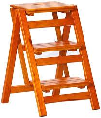 TLTLTD Step Stool, Household Portable Climbing Ladder Ladder ...
