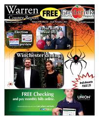 Clarke Farm Pumpkin Patch Chesapeake Va by Early November 2013 Warren U0026 Frederick County Report By Frederick