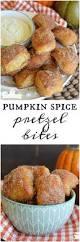 Pumpkin Spice Chex Mix by Pumpkin Spice Pretzel Bites Little Dairy On The Prairie