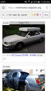 I Need Both - Album On Imgur Guadalupe Rydbergs Blog Review Of Craigslist Richmond California Qotd What Fun Car Under Five Thousand Dollars Would You Buy Richmond Craigslist Cars And Trucks Beautiful Cheap For Sale In 04 S 430 Benz 8900 Virginia Best Used 2004 S430 Org Janda Oddball Cars For Sale Cl Ebay And The Like Archive Page 6 Your Local Land Rover Dealership Reader 2002 Lexus Sc430 Rehoming Spca