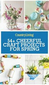 Double Up The Excitement Of Spring With These Colorful And Fun Craft Projects For